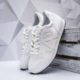 Pantofi sport barbati albi Hurikami -20-rl