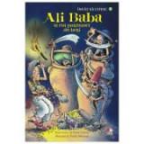 Invat sa citesc. Ali Baba si cei patruzeci de hoti - Nivelul 3 - Katie Daynes