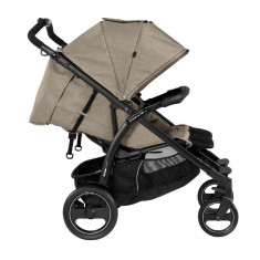 Carucior Peg Perego Book For Two Elite Cream