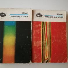 Lucian Blaga - Poezii 2 volume