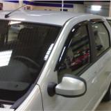 Paravanturi Dacia Logan I 2004-2013 set 4 deflectoare