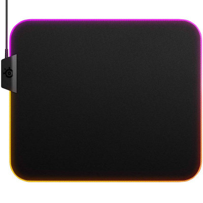 Mousepad SteelSeries QcK Prism Cloth Medium foto