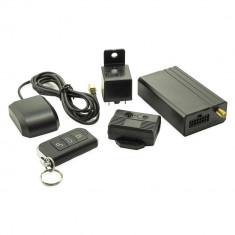 Sistem de alarma cu GPS monitorizare flota