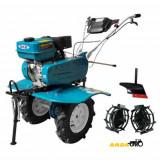 MOTOCULTOR DKD HS 900+ROTI METALICE+PLUG ARAT