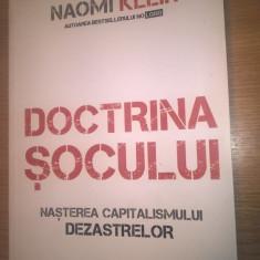 Naomi Klein - Doctrina socului - Nasterea capitalismului dezastrelor (2008)