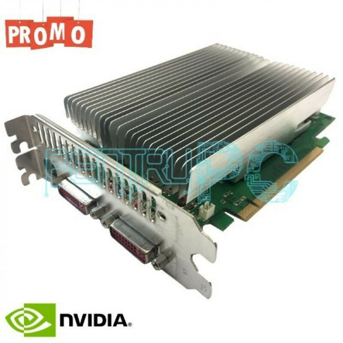 PROMO cu GARANTIE! Placa video nVIDIA GeForce 8600GT 512MB DDR3 128-Bit 2 x DVI