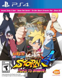 Naruto Shippuden: Ultimate Ninja Storm 4 - Road To Boruto PS4