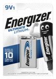 Baterie litiu 9V / 6FR22 - Energizer