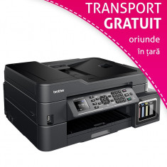 Multifunctionala Brother T910DW InkTank Wireless, A4, afisaj LCD, ADF, Fax