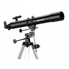 Telescop PowerSeeker 80EQ Celestron, 900 mm