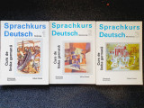 SPRACHKURS DEUTSCH CURS DE LIMBA GERMANA (3 volume)