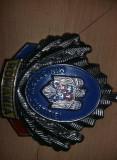 Cuc cascheta Ministerul Justitiei,emblema coifura cascheta,Transport GRATUIT
