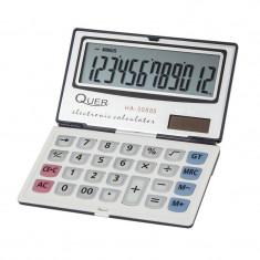 Calculator de buzunar HA-3088S2 Quer, ecran LCD, 12 cifre