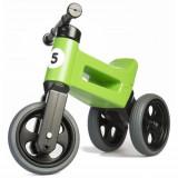Tricicleta fara Pedale Rider Sport 2 in 1 Verde