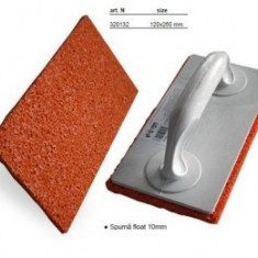 Gletiera burete 120x260mm, grosime spuma 10mm, TopStrong