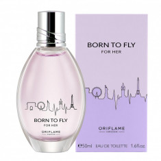 Apă de toaletă pentru ea Born to Fly (Oriflame)