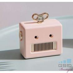 Boxa Portabila Wireless Bluetooth Samsung iPhone Huawei Asus Mini Robot Roz