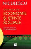 Dictionar de economie si stiinte sociale   Claude-Daniele Echaudemaison