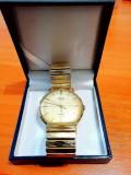 Ceas din aur masiv 18k, Mecanic-Manual