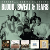 Blood, Sweat Tears Original Album Classics Boxset (5cd)