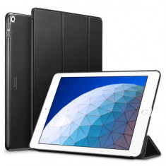 "Husa de Protectie ESR Yippee pentru Apple iPad Air 3 105"" 2019 Functii Stand&Smart Sleep Negru"