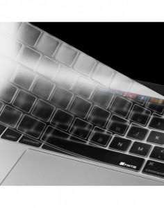 Folie protectie tastatura pentru Macbook Pro 13.3 15.4 Touch Bar - versiunea europeana