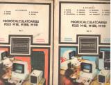 C9111 MICROCALCULATOARELE FELIX, M18, M18B M118 - A. PETRESCU, VOL. 1 SI 2