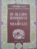 In Slujba Bisericii Si Neamului - Eftimie Luca Episcopul Romanului Si Husilor ,280617