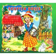 Scufita Rosie - Carte ilustrata(ed.Stefan)