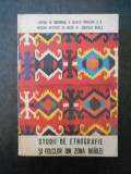 STUDII DE ETNOGRAFIE SI FOLCLOR DIN ZONA BRAILEI