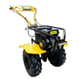 Motocultor ProGARDEN HS500N, 7 CP, benzina, 2+1 viteze, roti ATV 19x7-8, far LED (Campo 753)