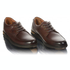 Pantofi barbati din piele naturala Dr.Jells-0325-F308-M
