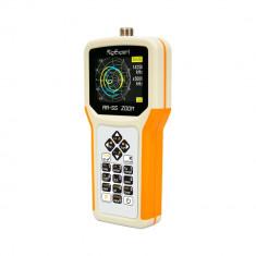 Aproape nou: Analizor de antena RigExpert AA-55 ZOOM 0.06-55 MHz