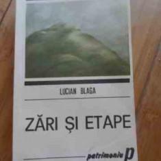 Zari Si Etape - Lucian Blaga ,536972