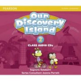 Our Discovery Island Level 2 Audio CD