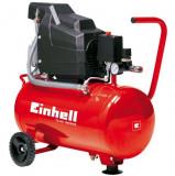 Compresor aer cu ulei Einhel TC-AC 190/24/8, 1500W, 8bar, 24 l, Einhell