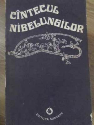 CANTECUL NIBELUNGILOR - NECUNOSCUT foto