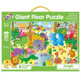 Puzzle Podea: Jungla (30 piese) PlayLearn Toys, Galt