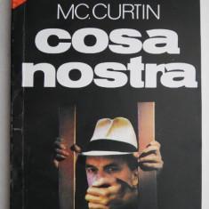 Cosa nostra – Peter MC. Curtin