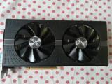 Placa video Sapphire Radeon RX 580, 4GB, GDDR5, 256 bit., PCI Express, 4 GB, Ati