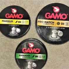 alice pelete capse gamo 4.5 mm ( pro match - expander- magnum )