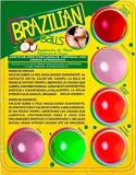 Set 6 Bile Braziliene Pentru Masaj Cu Arome