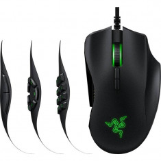 Mouse Gaming Razer Naga Trinity WR Black
