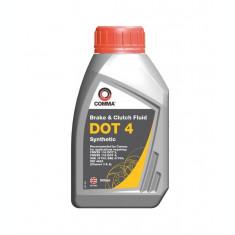 Lichid de frana DOT4 COMMA Sintetic 500ML