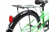 Bicicleta copii Dhs Terrana 2001 verde 20 inch