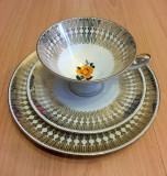 Set - mic dejun / ceai / cafea -  de colectie - Winterling - 1 persoana