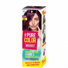 Vopsea de par temporara sub forma de gel hidratant, Pure Color Washout 5.99 Cireasa fericita, 60 ml