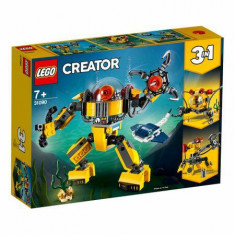 LEGO Creator - Robot subacvatic (31090) LEGO