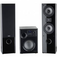 Sistem audio 2.1 Akai SS034A-66T Bluetooth 100W Negru