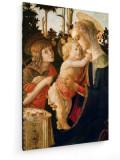 Tablou pe panza (canvas) - Sandro Botticelli - Madonna del Roseto - ca. 1468